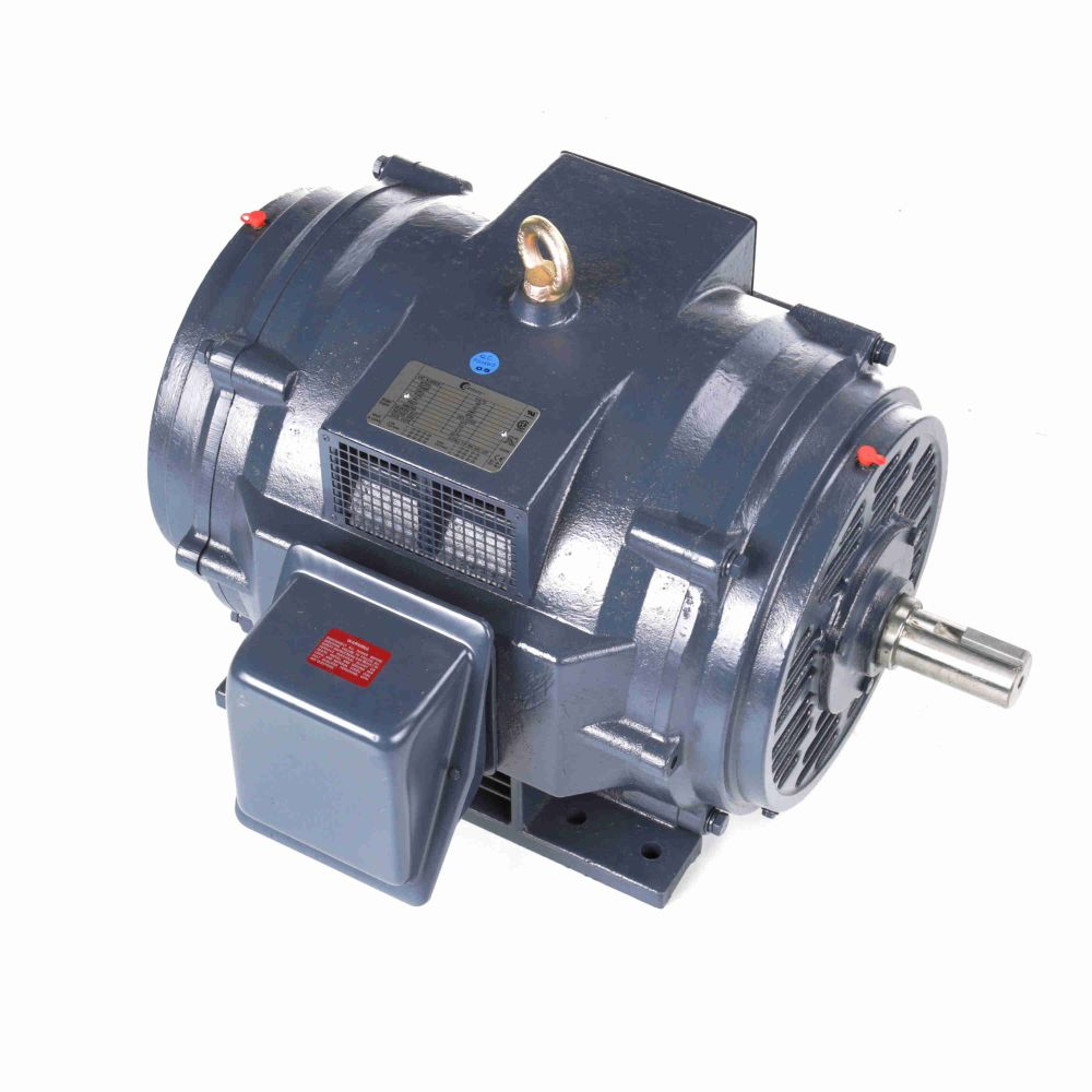 TO162, Century, Three Phase ODP General Purpose, 50HP, 1800 RPM, ODP, 208-230, 460V
